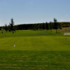 A view from tee #8 at Three Hills Golf Club