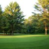 A view of the 8th green at Chase Hammond Golf Course