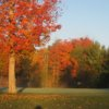 A fall view from Loudon Country Club