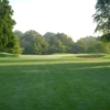 A view of the 7th green at Oak Club of Genoa
