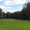 A view from a tee at Twin Brooks Golf Course