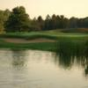 A view over the water from Weatherwax Golf Course