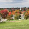 A fall view from Winchendon Golf Club
