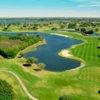 Aerial view from Tatum Ridge Golf Links