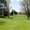 A view of fairway #14 at Little Apple Golf Club