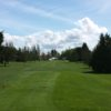 A view from the 18th tee at Mylora Sidaway Golf Club