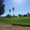 A sunny day view from Villa de Paz Golf Course