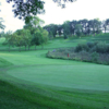 A view of green #6 at Oak from Perham Lakeside Country Club
