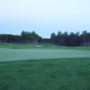 A view of green #2 at Pine from Perham Lakeside Country Club