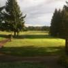 A view from a tee at Pine Valley Golf Course