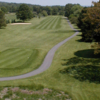 A view of the 2nd tee at Range End Country Club