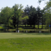 A view of a green at Salem Country Club