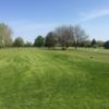 A view from a tee at Lincoln Country Club