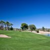 A view of the 11th green at Wickenburg Country Club