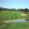 A view of the 18th fairway at Tianna Country Club