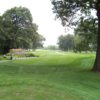 A view from tee #18 at Deerfield Golf Club