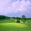 A view of the 10th green at Dogwood Hills Golf Club