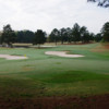 A view of a green at Ackia Golf Club
