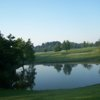 A view over the water from Cozy Acres Golf Links