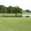 A view from a tee at Van Zandt Country Club