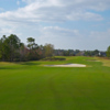 A view from a fairway at Vista from Glenlakes Golf Club