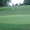 A view of a green at Waynesboro Golf Course