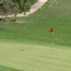 A view of a hole at Eldorado Hills Golf Club