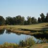 A view of the 11th fairway at Turtle Pointe Golf Club
