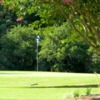 A view of a green at Oak Knoll Country Club