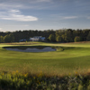 View of the 18th hole at FarmLinks at Pursell Farms