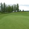 A view of the 13th green at Tipsinah Mounds Golf Course