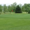 A view of the 10th hole at Tipsinah Mounds Golf Course