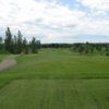 A view from tee #8 at Tipsinah Mounds Golf Course