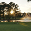 A view of a hole at Duplin Country Club