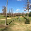 A sunny day view from Virginia Golf Center
