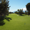 A view from a tee at Indian Palms Golf & Country Club