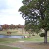 A fall view from The Greens at North Hills