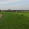 A view of a tee at St. Annes Golf Course