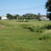 A view from the 18th fairway at Par Line Golf Course
