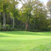 A view of a green at Ash Brook Golf Club