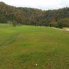 A view from a tee at Sugar Camp Golf Club