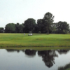 A view over the water from Stoney Mountain Golf Club