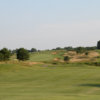 A view from fairway #3 at Logo from Orchard Hills Golf Course