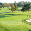 A sunny day view from Riverview Highlands Golf Course