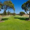 A view of a fairway at Rancho Maria Golf Club