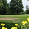 A view of a green at Cambridge Golf Club