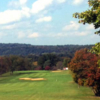 A sunny day view from Mannitto Golf Club