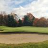 A fall view from Brookshire Inn & Golf Club