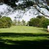 A view of a tee at Cedar Pointe Golf Course