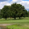 A view of a hole at Lone Oak Golf Course